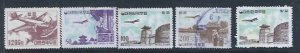 KOREA AIRMAIL USED GROUP AT A LOW PRICE