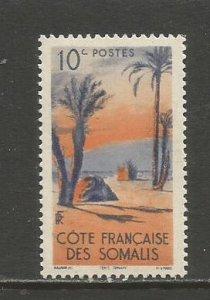 Somali Coast   #248  MNH  (1947)  c.v. $0.35