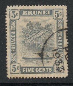 Brunei, Sc 50 (SG 67), used