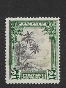 Jamaica Scott # 106 VF NH with nice colors scv $ 38 ! see pic !