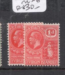British Virgin Islands SG 87-89 MNH (10dhc)