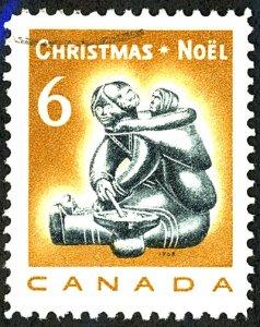 Canada #489 Used