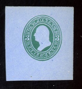 U166 MINT FUL CORNER VF Cat $7