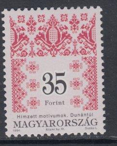 Hungary 3471 MNH VF