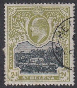 St. Helena 52 Used CV $14.00