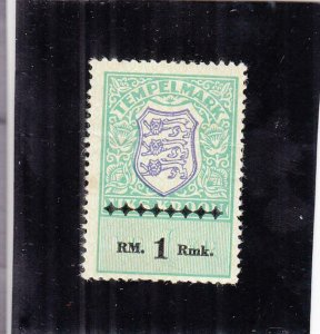 Estonia: Documentary Tax Stamp, #295 (11496)