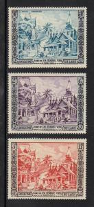 Laos Scott #25-26 & C13 MH