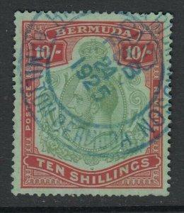 Bermuda, Sc 96 (SG 92), used
