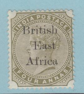 BRITISH EAST AFRICA 63  MINT HINGED OG * NO FAULTS EXTRA FINE!