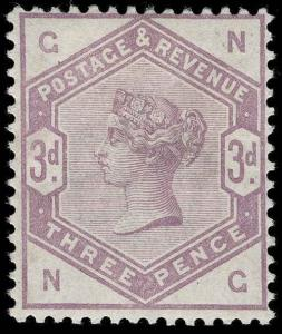 Great Britain Scott 102 Gibbons 191 Mint Stamp