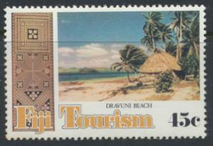 Fiji SG 602 SC# 432  MNH Tourism  see scan