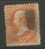 UNITED STATES 152 USED CREASED CV200 K936