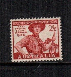 Australia  216    MNH cat $ .50