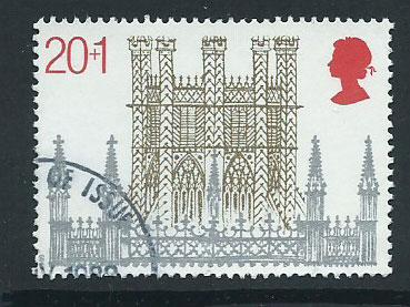 GB QE II   SG 1464 VFU from mailed FDC