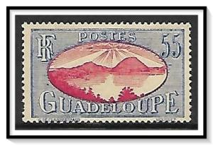 Guadeloupe #111 Saints Roadstead NG