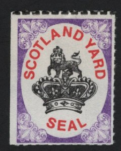 Scotland Yard Seal -  BARNEYS