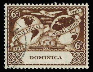 Dominica Scott 117 Used.