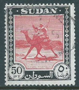 Sudan, Sc #114, 50pi Used