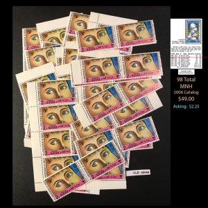 Qatar Dealer's Lot ~ Sct. 268 ~ 98 tot  ~ CLR90566