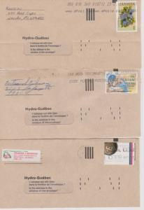 CANADA COVERS ODDITIES CENDERELLAS STAMPS LOT#C-188