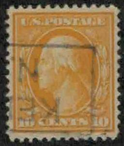 MALACK 381 F/VF, nice used stamp w6593