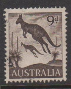 Australia Sc#322 Used