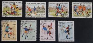 Congo, Sport, Football, Africa  №86-Т