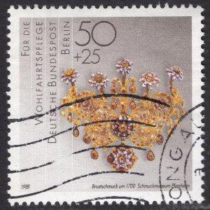 GERMANY SCOTT 9NB261