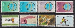 ZIMBABWE ^^^^^^#429//476   OLDER   MNH sets ( OLYMPICS) $$@ lar 817zim