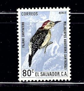 Salvador C207 MLH 1963 Bird