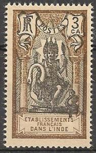 French India #82 MNH F-VF (B6840L)