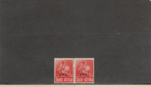 SOUTH WEST AFRICA 141 MINT 2019 SCOTT CATALOGUE VALUE $7.50