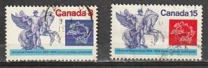 #648-9 Canada Used