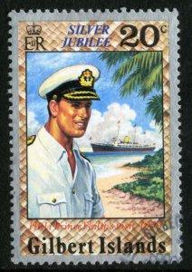 GILBERT ISLANDS - SC #294 - USED - 1977 - Item GILBERT001