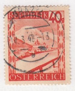 Austria, Scott # 506, Used