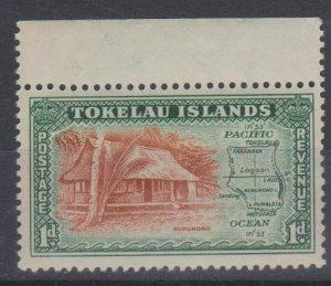 Tokelau Sc#2 MNH