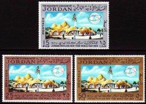 1965 Jordan 520-523 Architecture