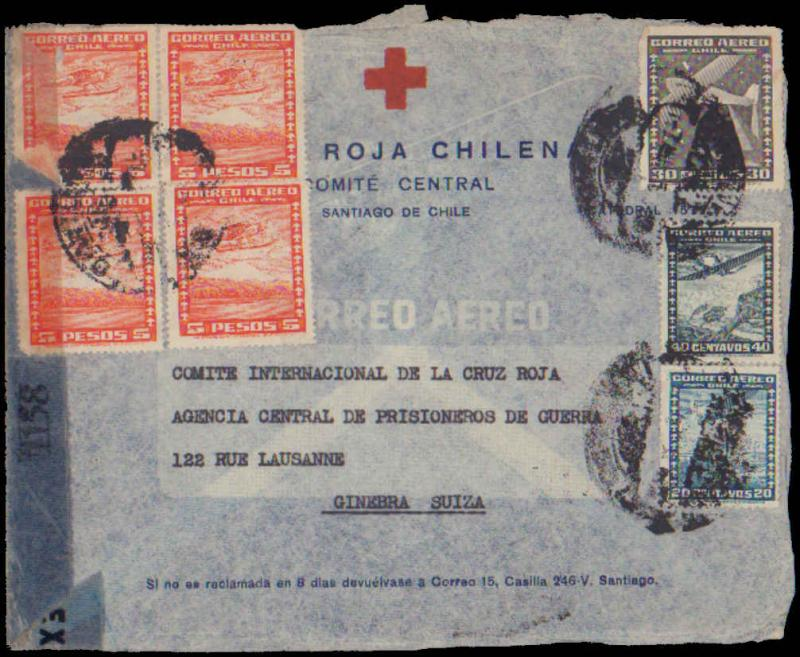 China, Red Cross, Censored