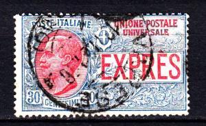 Italy E6 used