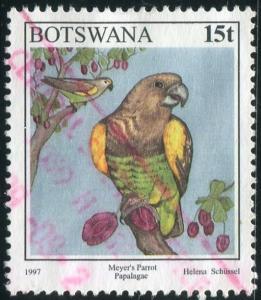 Botswana Sc#622 Used F-VF