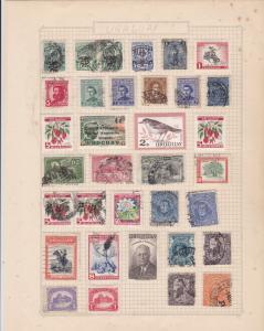 Uraguay Stamps Ref 15061