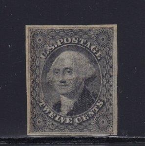 17 VF unused ( mint regummed ) with nice color cv $ 2150 ! see pic !