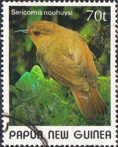 Papua New Guinea  #719  Used