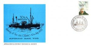 Australian Antarctic Territory, Ships, Maritime