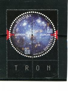 Croatia  2009 Europa sheet Mint VF NH - Lakeshore Philatelics