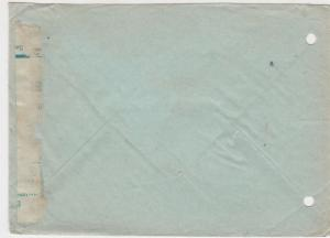 Germany 1952 Essen Cancels Obligatory Tax Aid for Berlin Stamps Cover Ref 27326