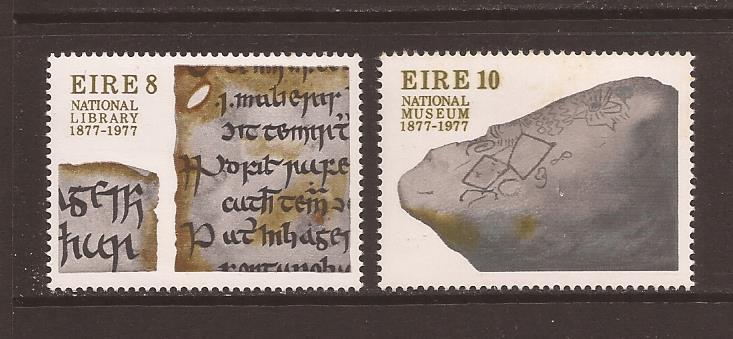 Ireland scott #411-12 m/nh stock #25800