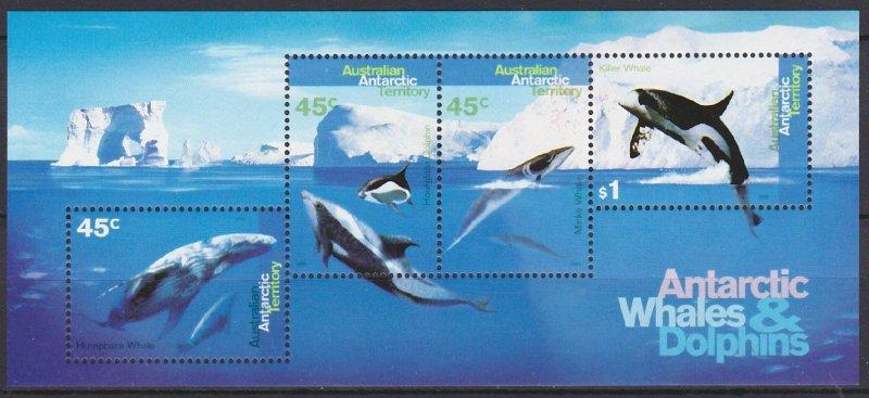 Australian Antarctic Territory L97a MNH (1995)