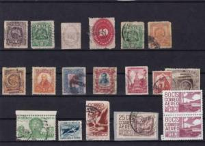 mexico  stamps   ref r13865