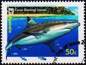 Cocos(Keeling)Islands. 2005 50c Fine Used